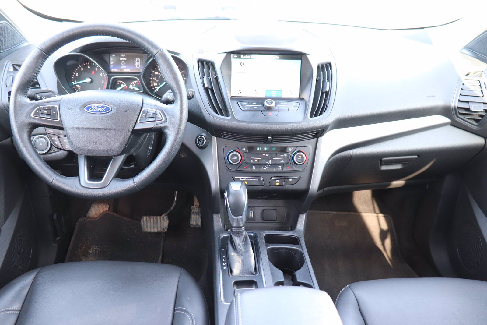 Certified Pre-Owned 2019 Ford Escape SEL - Rem. Start, Heated Leather, Power Lift Gate