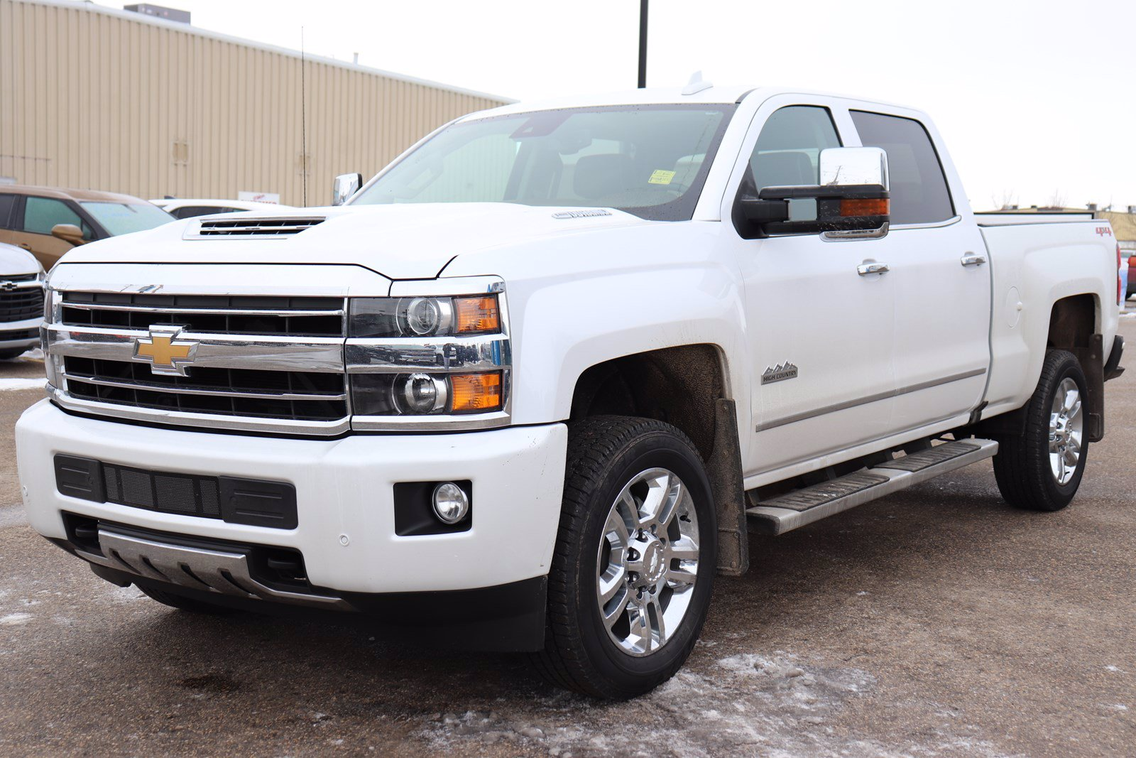Certified Pre-Owned 2019 Chevrolet Silverado 2500HD High Country - Heated/Cooled Leather, Nav, Sunroof
