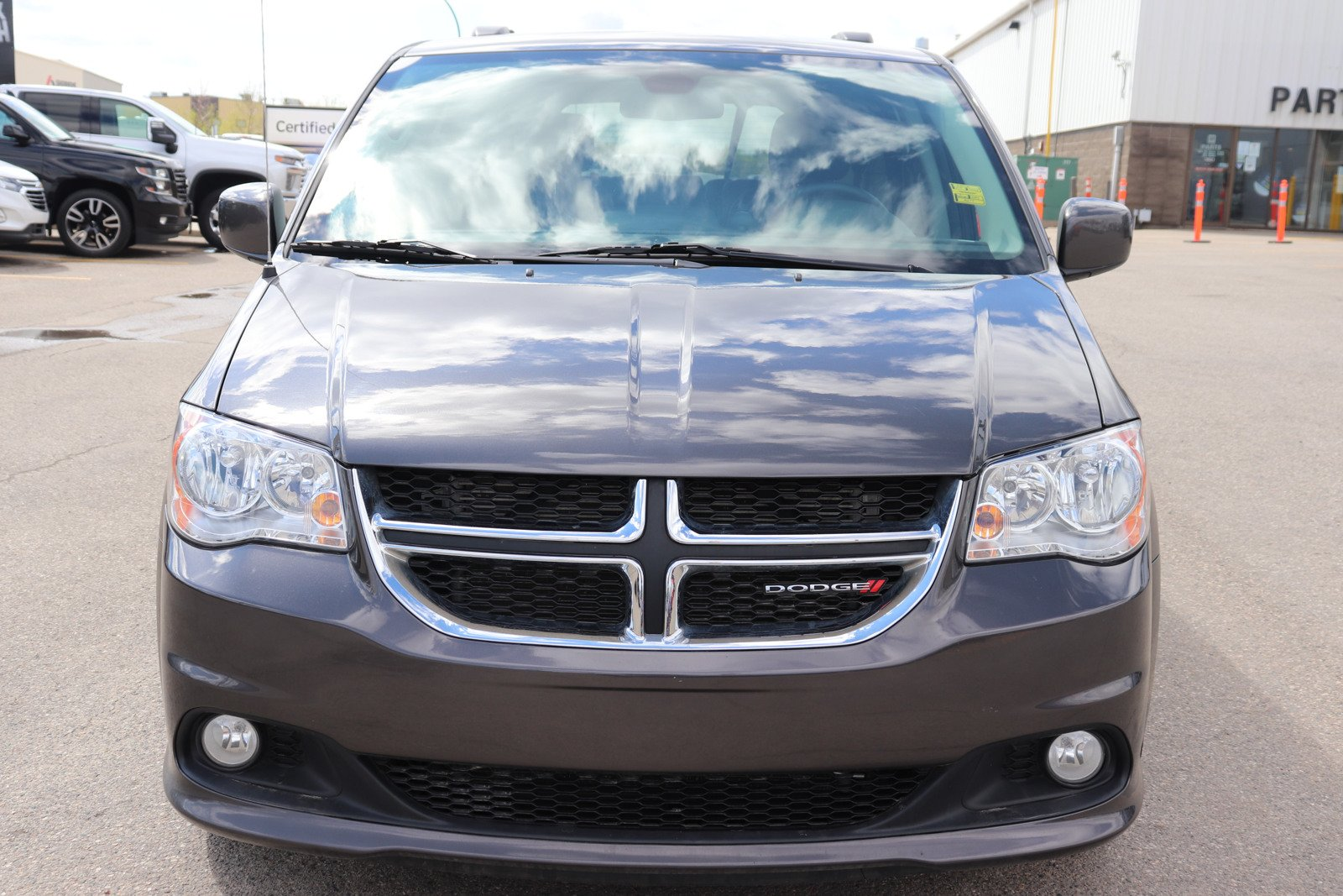 Certified Pre-Owned 2019 Dodge Grand Caravan Crew Plus