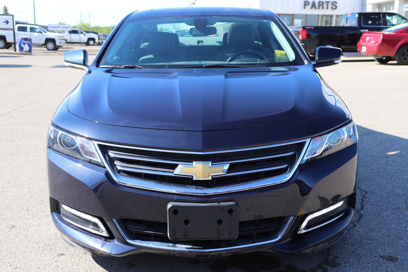Certified Pre-Owned 2019 Chevrolet Impala LT - Leather, Remote Start, Sunroof, Back Up Camera