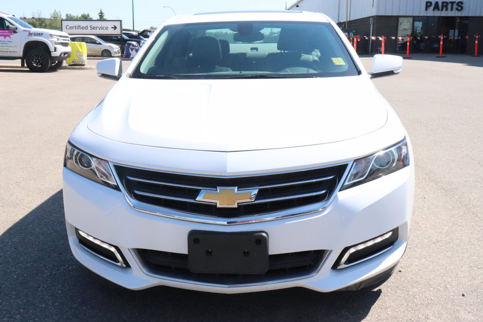 Certified Pre-Owned 2019 Chevrolet Impala LT- Leather, Sunroof, Navigation