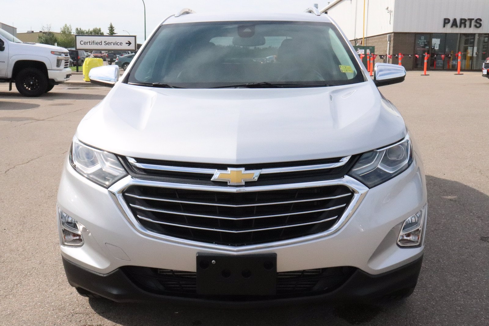 Certified Pre-Owned 2020 Chevrolet Equinox Premier - Heated Leather, Rem Start, Pwr Lift Gate, Back Up Camera