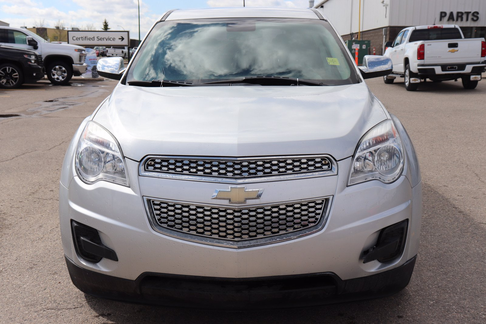 Pre-Owned 2013 Chevrolet Equinox LS - AWD, Bluetooth, Remote Start Alloys
