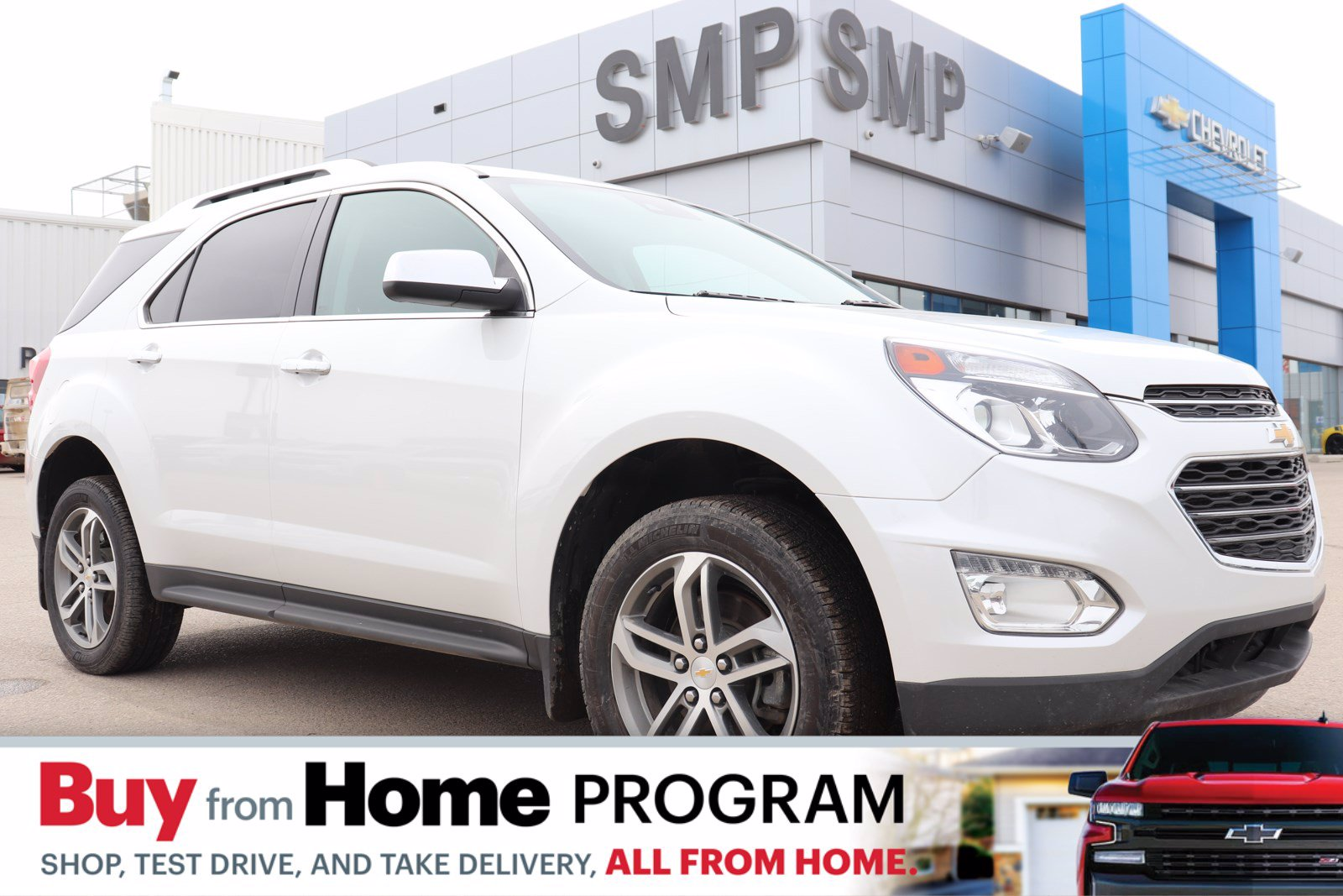 Certified Pre-Owned 2017 Chevrolet Equinox Premier- Heated Seats, Nav, Sunroof, Back up Camera, Rem Start