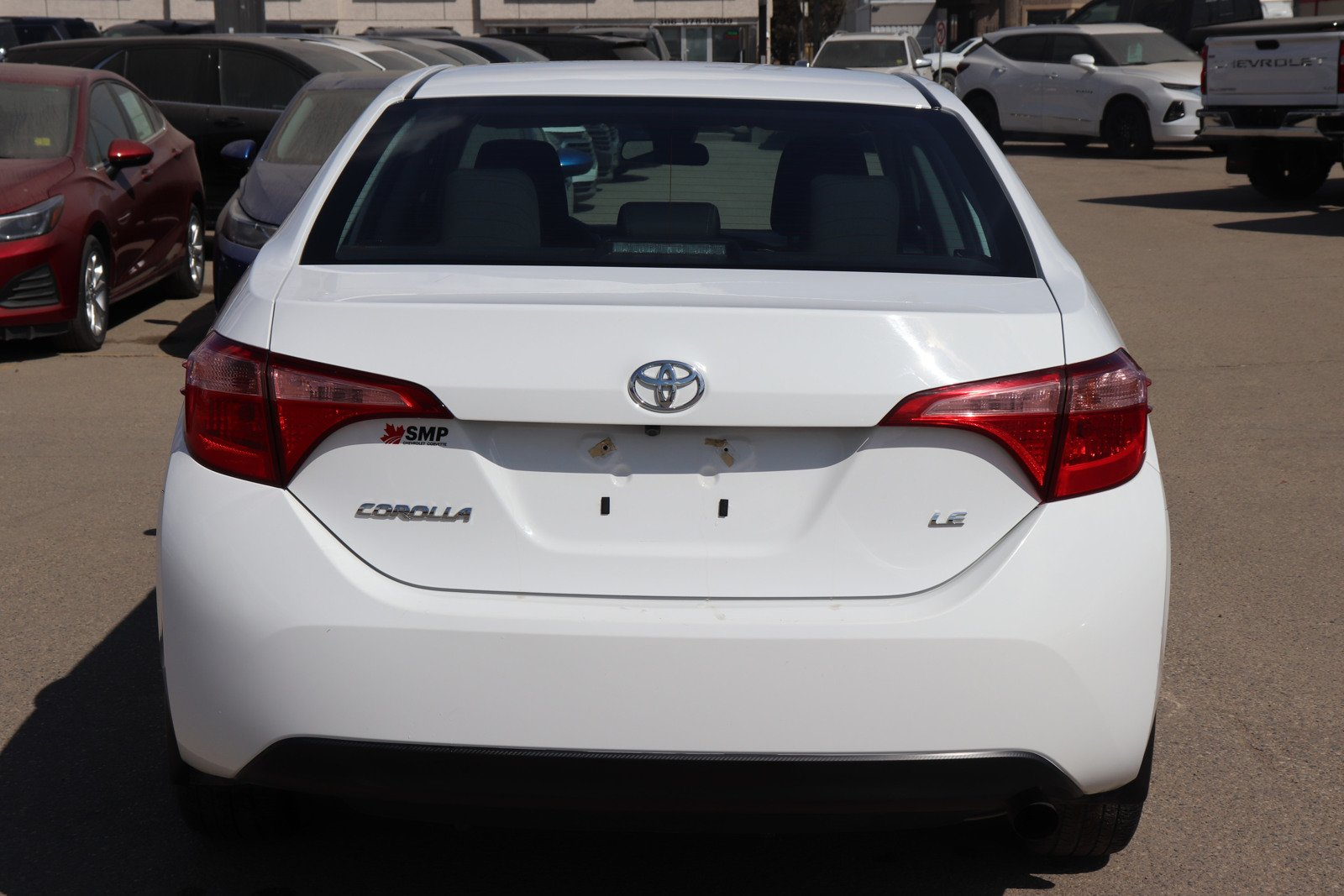 Certified Pre-Owned 2018 Toyota Corolla LE - Heated Seats, Back Up Camera