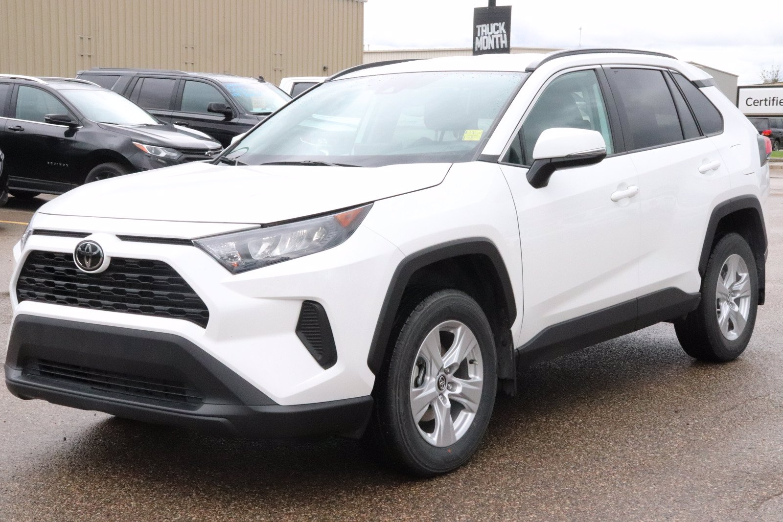 Certified Pre-Owned 2019 Toyota RAV4 LE - Heated Seats, Bluetooth, Back Up Camera