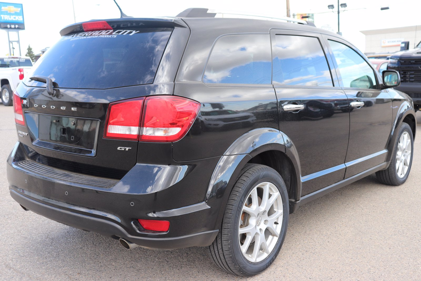 Certified Pre-Owned 2017 Dodge Journey GT- AWD, Leather, Remote Start, 7 Passenger, New Tires