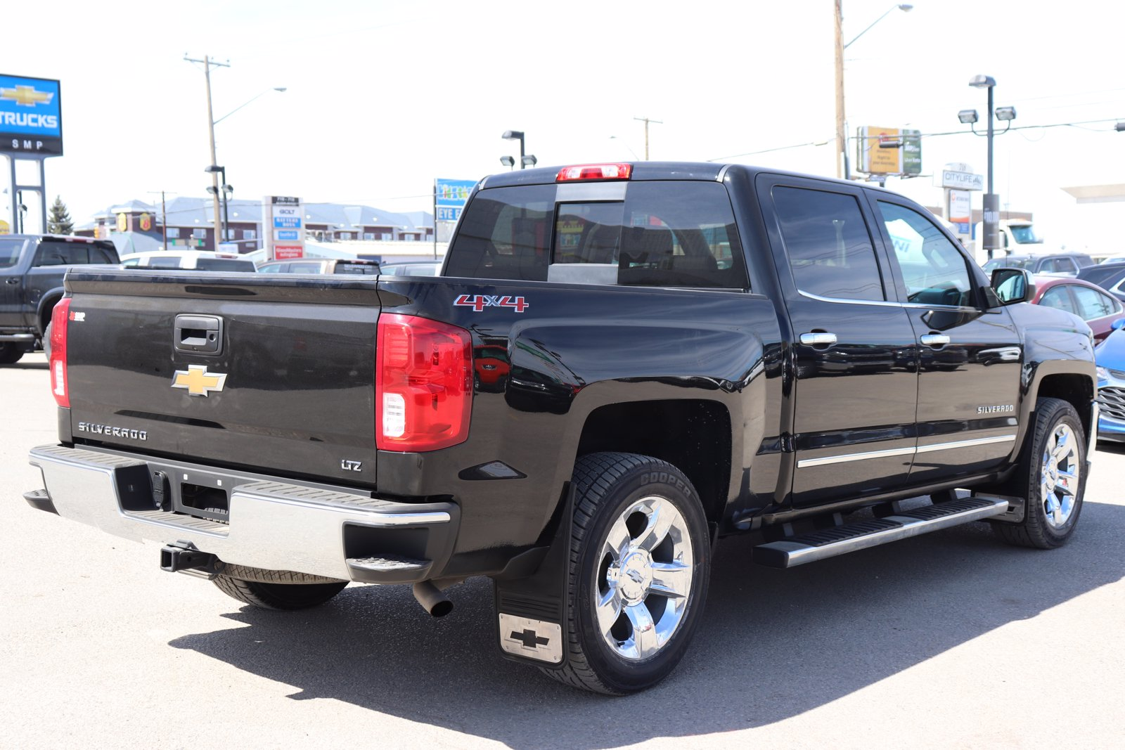 Certified Pre-Owned 2016 Chevrolet Silverado 1500 LTZ - Heated Leather, Rem Start, 20 Wheels, New Tires