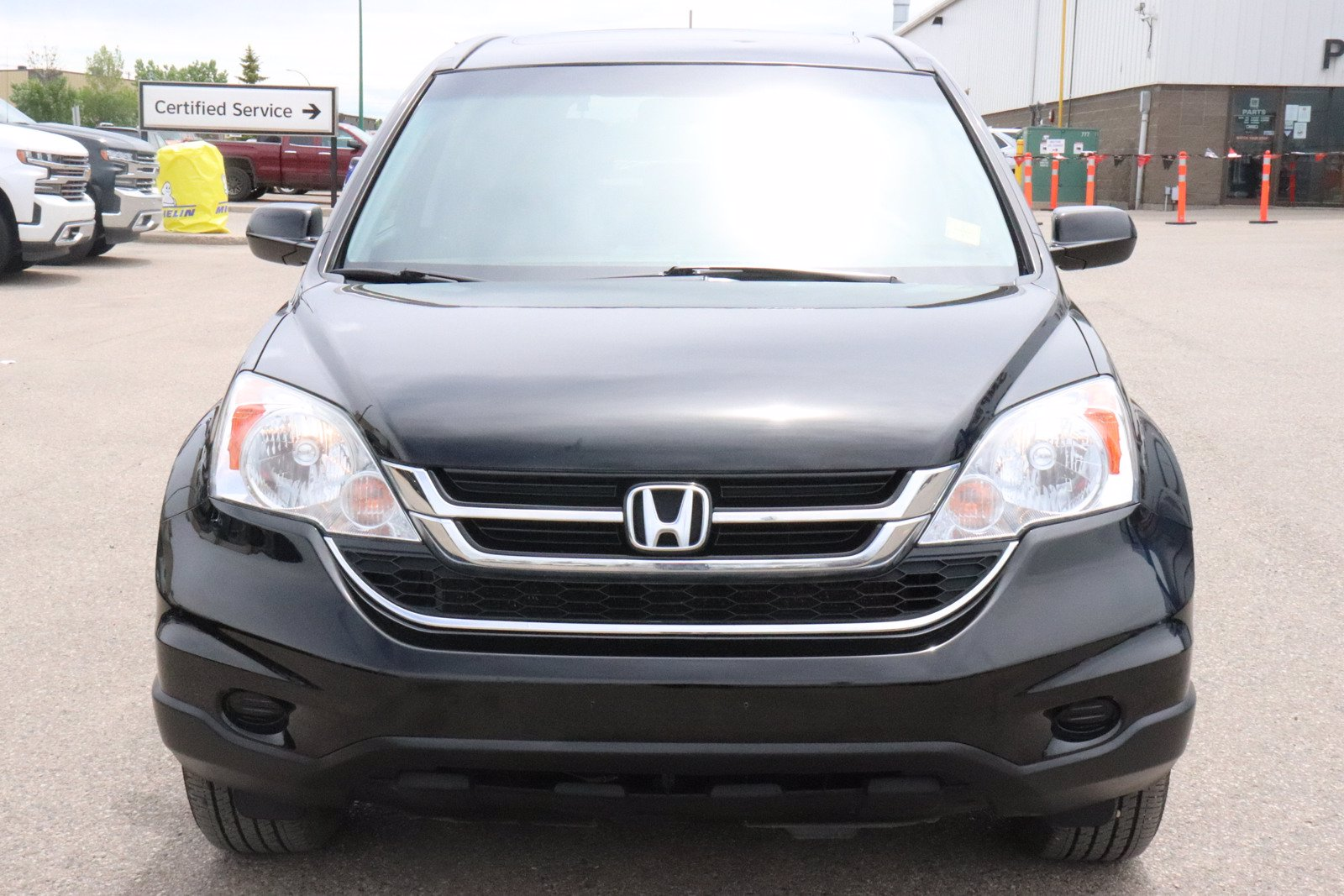 Pre-Owned 2011 Honda CR-V EX - Sunroof, Winter Tire Pkg