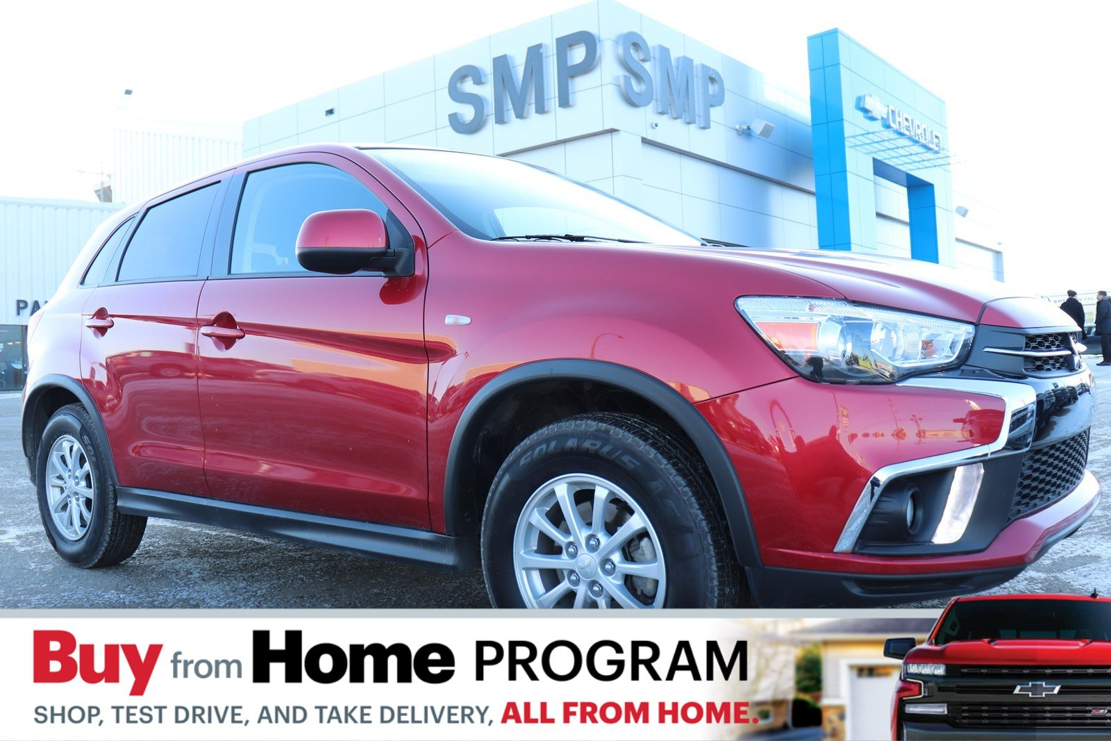 Certified Pre-Owned 2018 Mitsubishi RVR SE - HEated Seats, Back Up Camera, New Tires