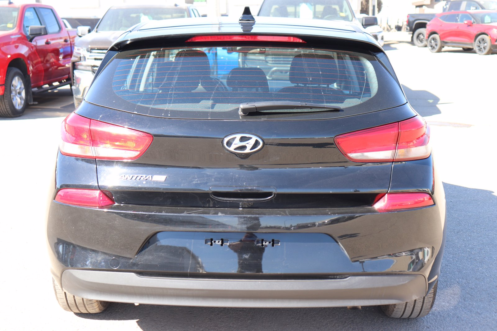 Certified Pre-Owned 2019 Hyundai Elantra GT Preferred- Heated Seats, Back Up Camera, Alloy Wheels