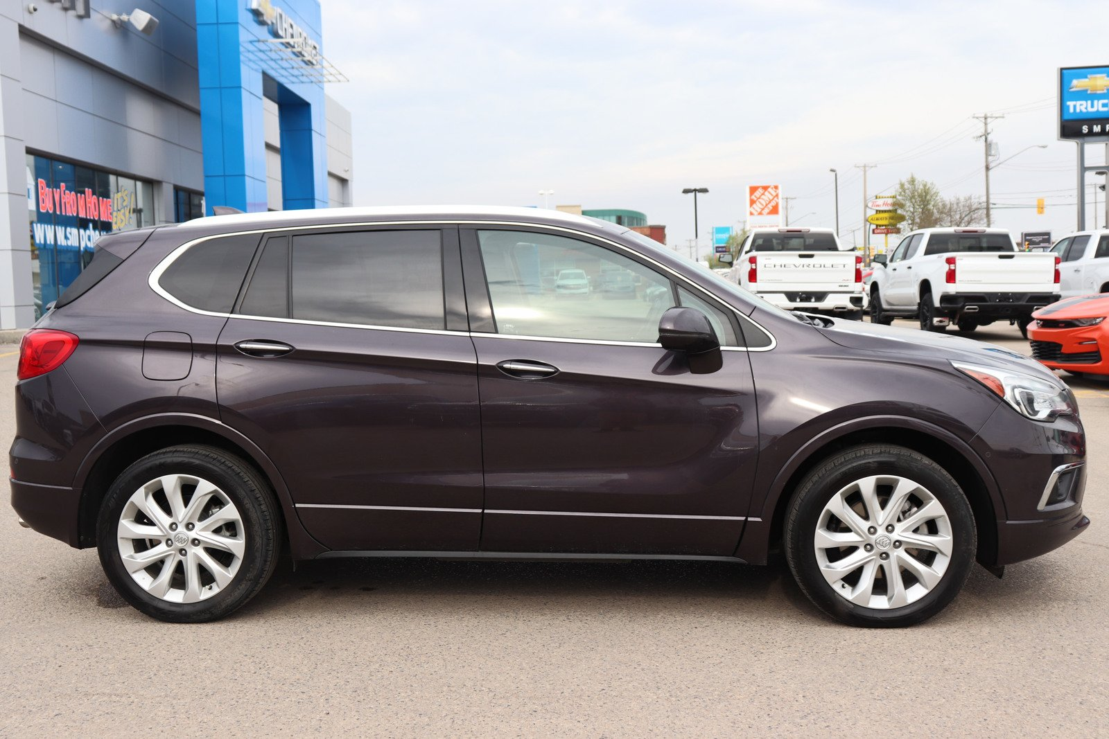 Certified Pre-Owned 2018 Buick Envision Premium II - Heads Up Dispaly, Leather, Sunroof, Navigation