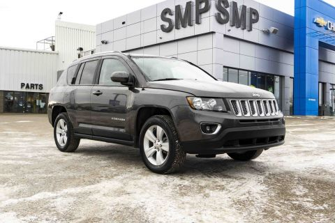 2017 Jeep Compass High Altitude Edition - Leather, Sunroof, Remote Start