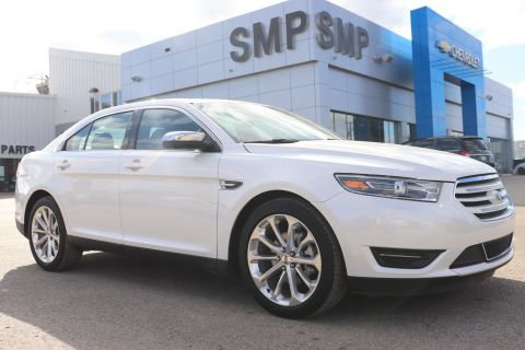 2018 Ford Taurus Limited - Leather, Sunroof, Nav, Rem Start