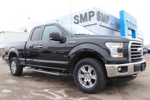 2015 Ford F-150 XLT - FX4, Power Seat, New Tires, Alloys