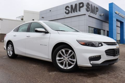 2018 Chevrolet Malibu LT- Pwr Seat, Rem Start, Back Up Camera