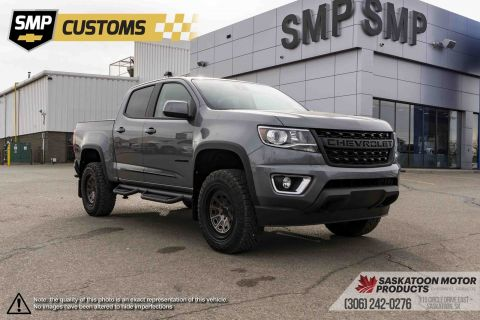 New 2020 Chevrolet Colorado 4WD LT 4WD Crew Cab Pickup