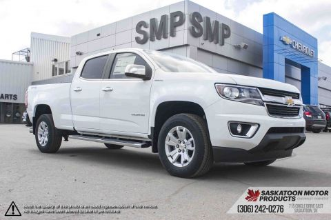 New 2019 Chevrolet Colorado 4WD LT 4WD Crew Cab Pickup