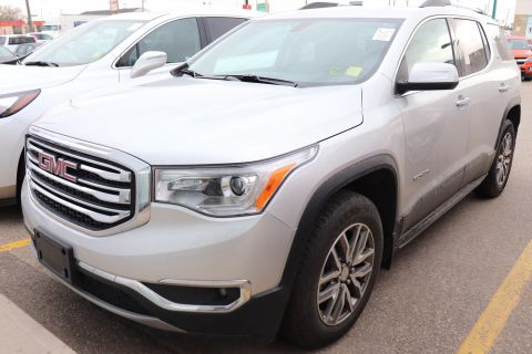 2019 GMC Acadia SLE - Sunroof, Heated Seats, Rem Start, Quad Seats, Tow Pkg