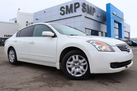 2009 Nissan Altima 2.5 S - Power Windows + Locks, New Tires