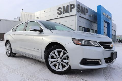 2019 Chevrolet Impala LT - Heated Leather, Htd Steering Wheel, Remote Start, Sunroof