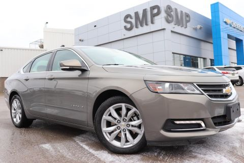 2019 Chevrolet Impala LT - Heated Leather, Sunroof, Pwr Seat, Remote Start
