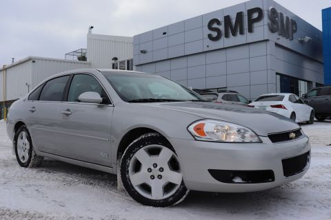 2008 Chevrolet Impala SS - 5.3L V8, Remote Start, Sunroof