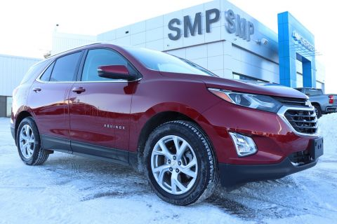 2019 Chevrolet Equinox LT- 2.0L, Sunroof, Heated Seats, Remote Start