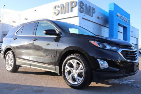 2019 Chevrolet Equinox LT- Sunroof, Remote Start, Heated Seats, Alloys