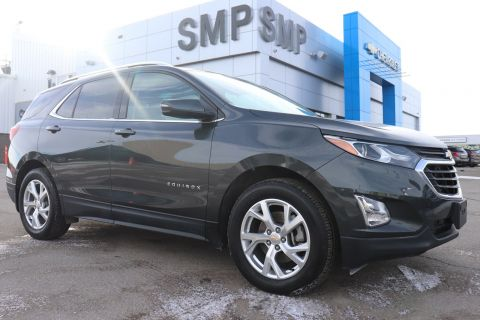 2019 Chevrolet Equinox LT- Sunroof, Navigation. Heated Seats, Remote Start