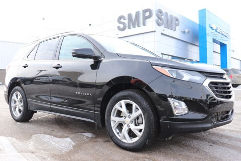 2019 Chevrolet Equinox LT- Heated Seats, Sunroof, Navigation, Trailering Pkg