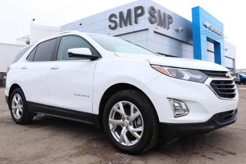 2019 Chevrolet Equinox LT - Heated Seats, Remote Start, Sunroof, Navigation, Alloys