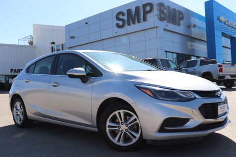 2018 Chevrolet Cruze LT- Heated Seats, Back Up Camera, Alloys