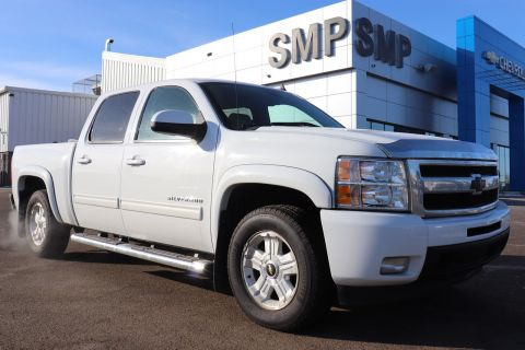 2010 Chevrolet Silverado 1500 LTZ - Leather, Sunroof, Navigation, Remote Start