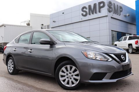 2018 Nissan Sentra SV - Bluetooth, Heated seats, Back Up Camera