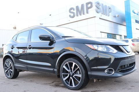 2018 Nissan Qashqai SL - Navigation, Sunroof, Heated Bucket Seats