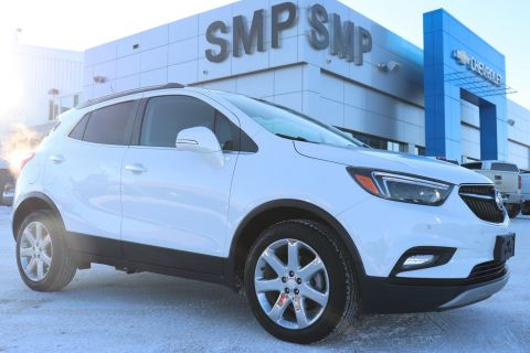 Certified Pre-Owned 2019 Buick Encore Essence - Leather, Sunroof, Heated Seats, Nav, Remote Start AWD Sport Utility