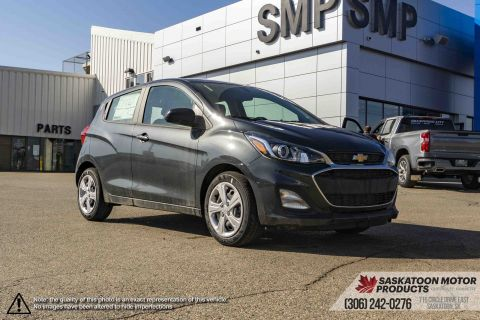New 2019 Chevrolet Spark LS FWD Hatchback