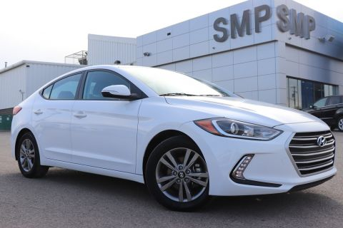 Certified Pre-Owned 2018 Hyundai Elantra GL - Heated Seats, Bluetooth, Back Up Camera FWD 4dr Car